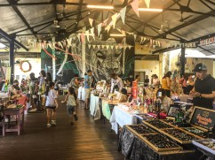Hin Bus Depot Art Market