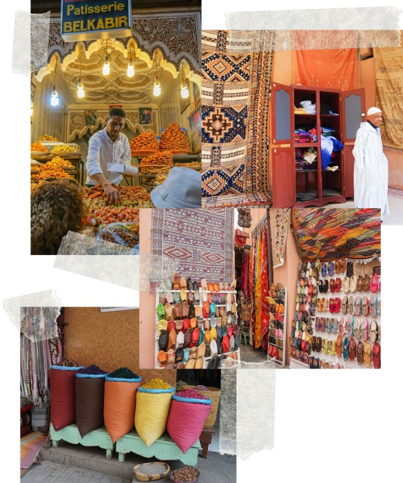 Moroccan Market Souk Vibes